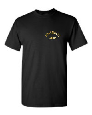 STREAMWOOD METALLIC TEE-1