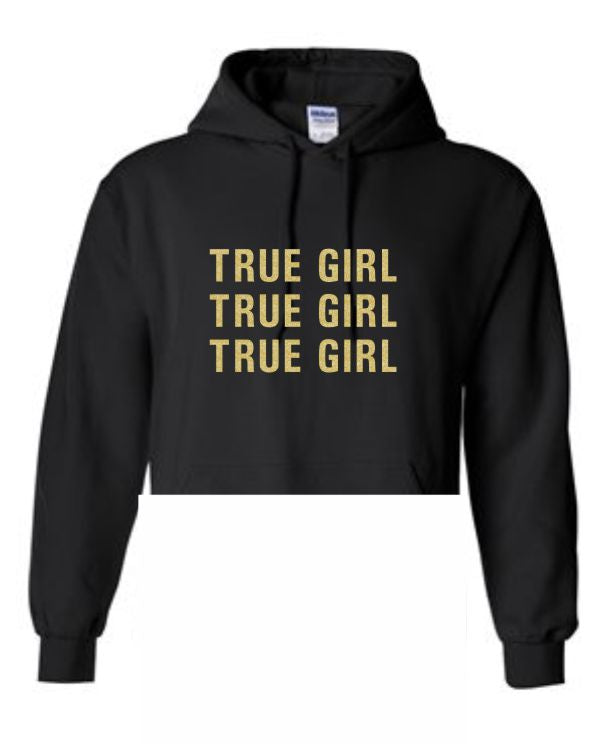 TG CROPPED HOODED PULLOVER SWEATSHIRT-2
