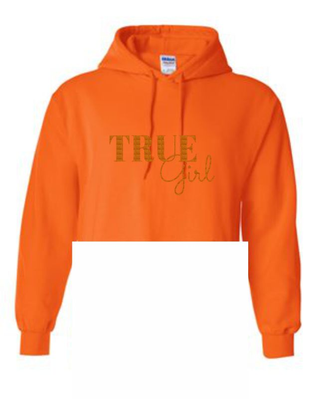TG CROPPED HOODED PULLOVER SWEATSHIRT-1