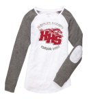 HHS BLING TWO TONE LONG SLEEVE TEE