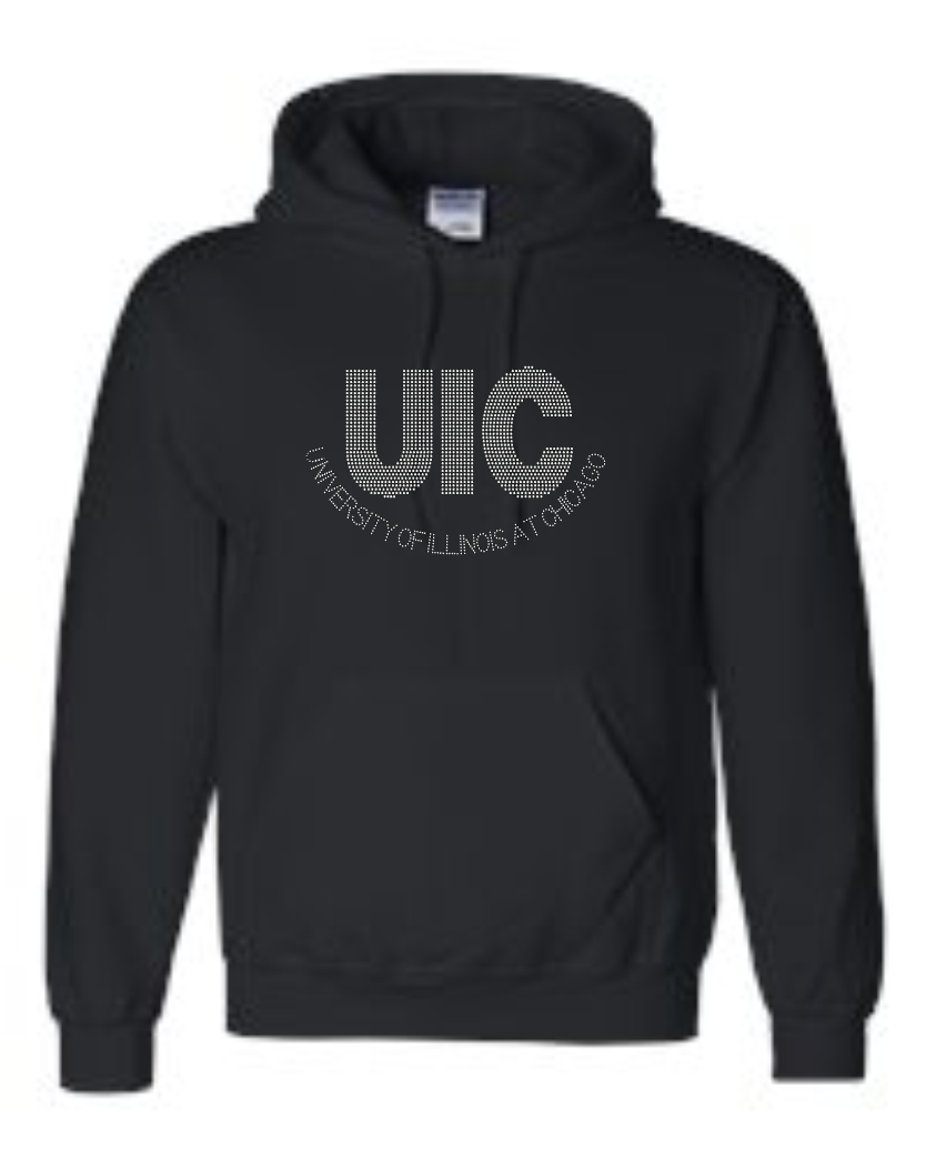 UNIVERSITY OF IL AT CHICAGO SWEATSHIRT