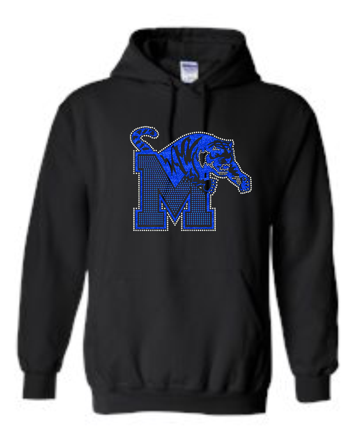 UNIVERSITY OF MEMPHIS SWEATSHIRT