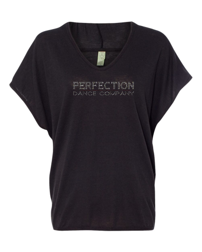 PERFECTION HOODED P/O SLOUCHY SHIRT
