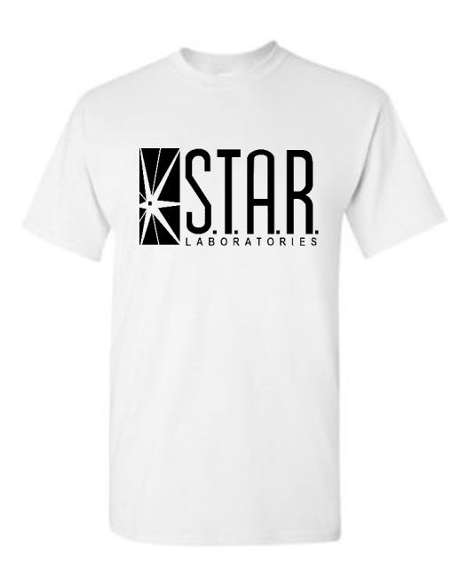 """STAR LABS"" TEE OR SWEATSHIRT (AVAILABLE IN 2 COLORS)"