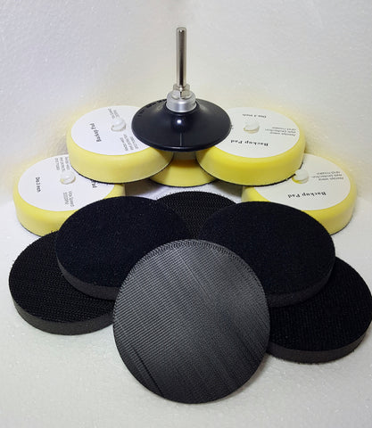 "The Ultimate 3"" Sanding Kit"
