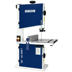 "Rikon 10"" Deluxe Bandsaw 1/2 HP, 10-3061"