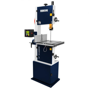 "Rikon 14"" Deluxe Bandsaw with DVR Smart Motor"