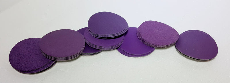 Purple Power Sanding Pads