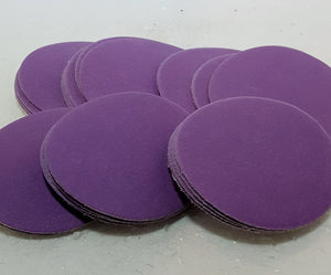 Purple Power Sanding Discs