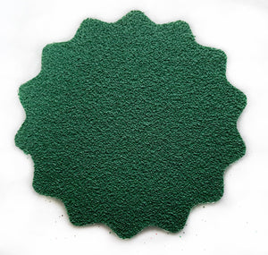 Green Wave Sanding Discs, 3-inch - package of 25