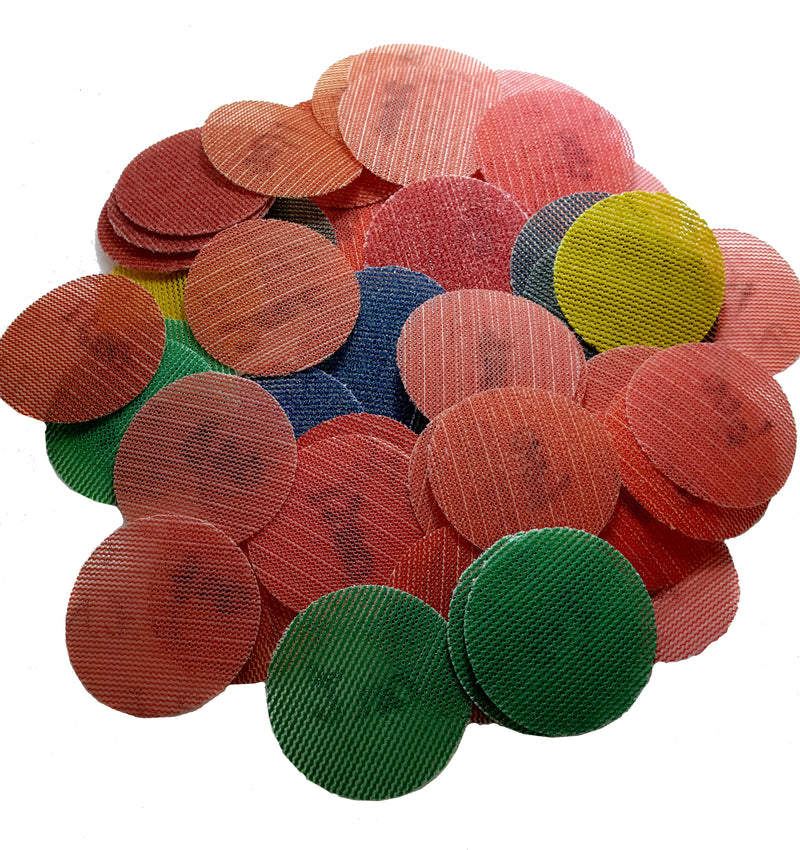 Wonder Weave Pro Net Sanding Discs better than Abranet