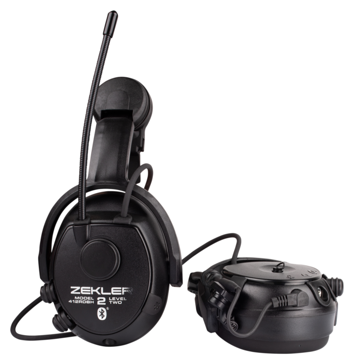 ZEKLER 412RDBH Bluetooth hearing protection