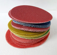 "Wonder Weave Pro Net 6"" Sanding Discs - HIGH GRITS Sample PKG"