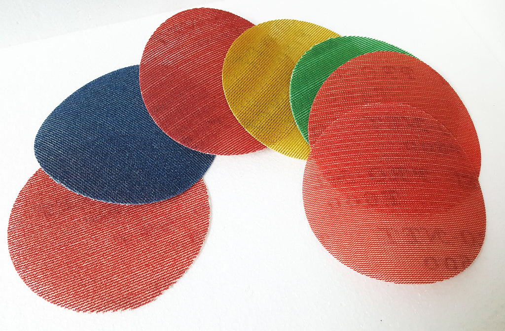 "Wonder Weave 5"" Sanding Discs - PKG of 10"