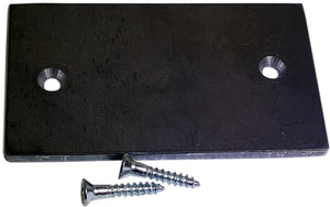 Lamp anchor plate