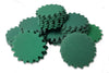 "1"" Green Wave Hook & Loop Sanding Discs"
