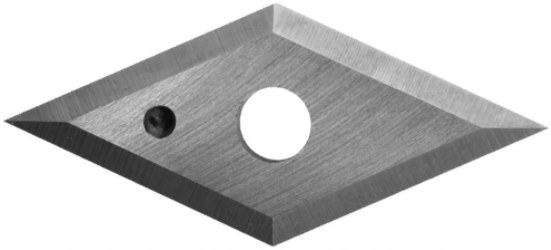 Rikon Negative Rake Diamond Carbide Insert Cutter for 70-800 Turning System