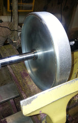 CBN Lathe Mandrel