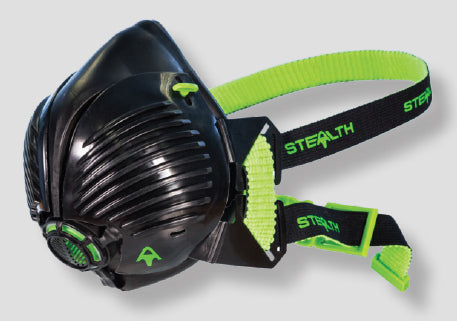 Stealth Half-Mask Respirator (New In Box)