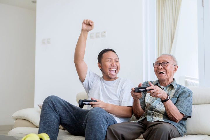 Enhance Cognitive Heath in Seniors with Video Games