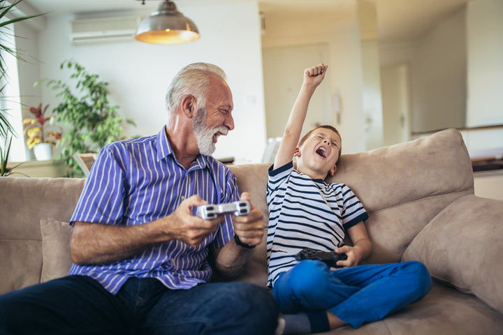 Building Intergenerational Connections with Retro Video Games