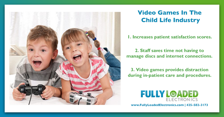 Video Games & Child Life