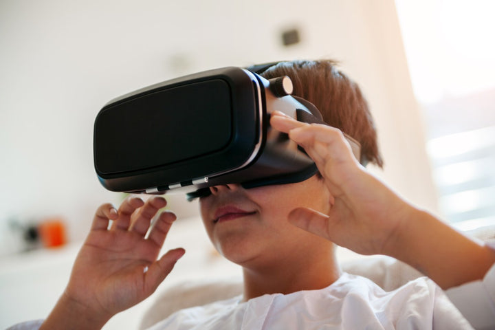 Give your Patients a Virtual Reality Experience!