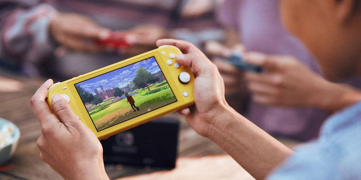 Portability for Patients - the Nintendo Switch Lite for hospitals!