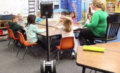 Telepresence for Teaching and Learning