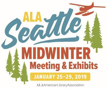 American Library Association Conference January 25-28 2019