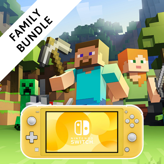 Switch Lite Family Bundle