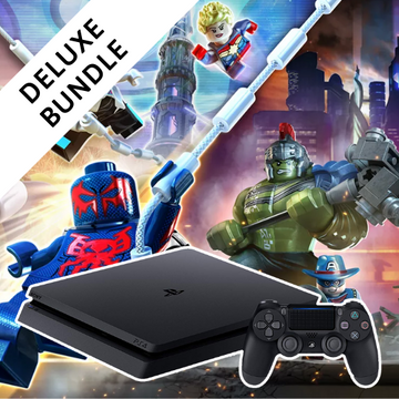 PS4 Deluxe Family Bundle