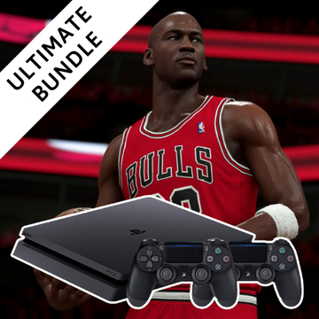 PS4 Ultimate Family Bundle