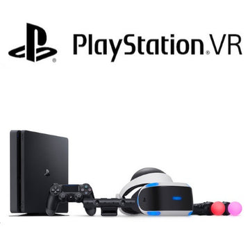 PS4 + PSVR Bundle