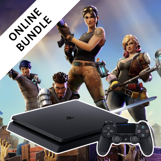 PS4 Online Gaming Bundle