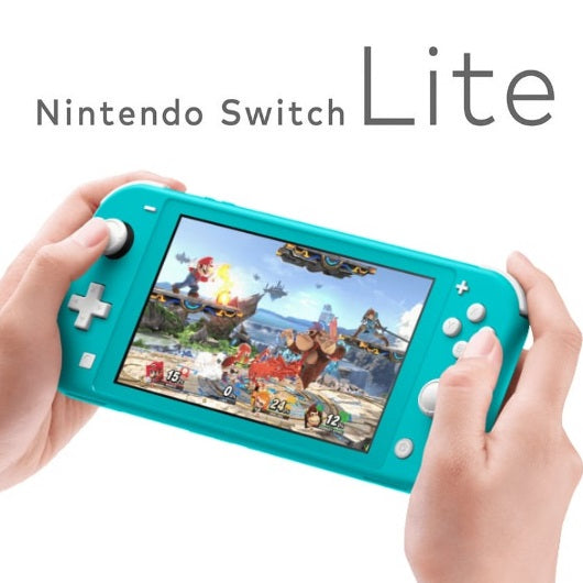 Switch Lite Custom Bundle