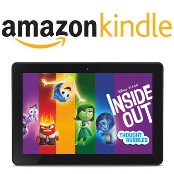 Deluxe Kindle Fire Disney Bundle