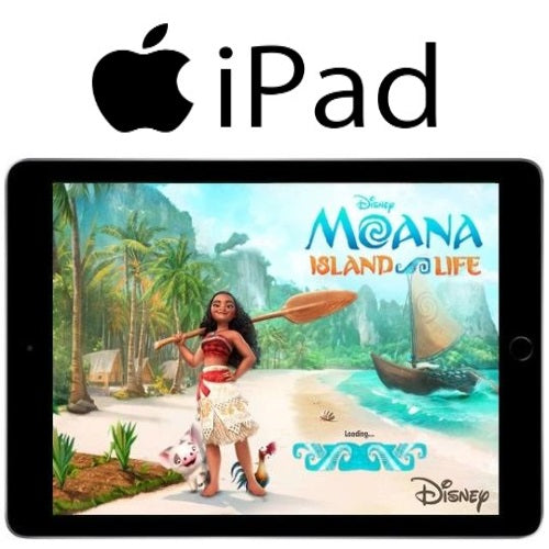 Apple iPad Deluxe Disney Bundle