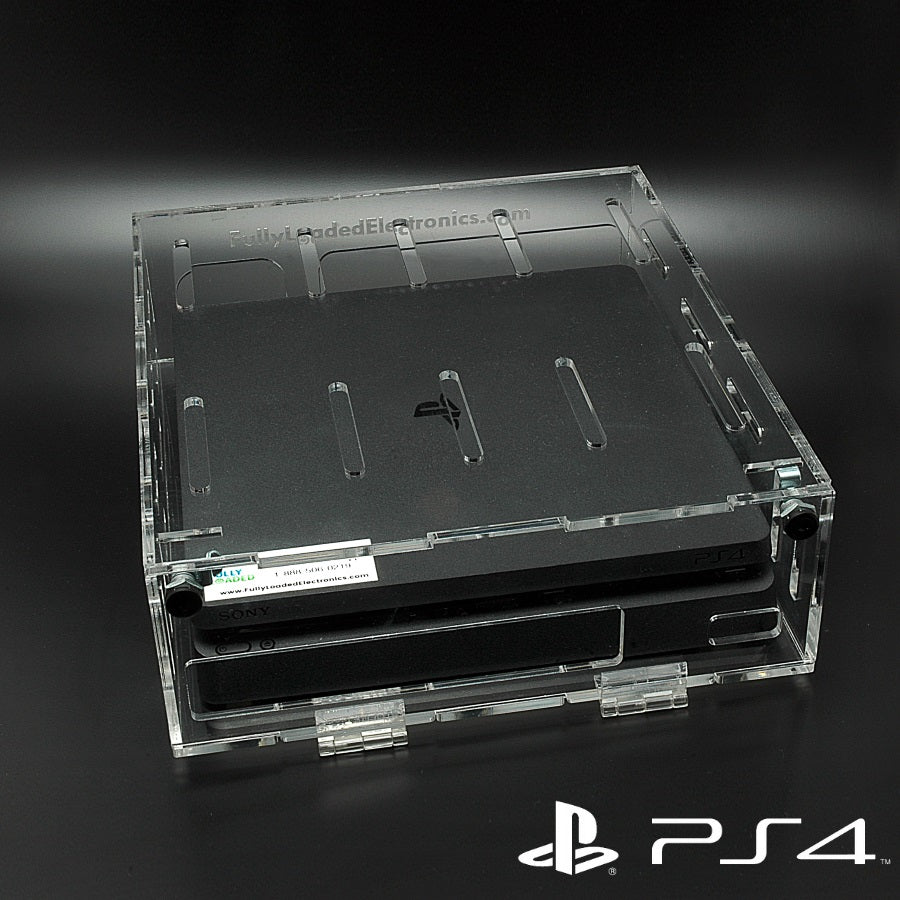 Security Case for Playstation 4