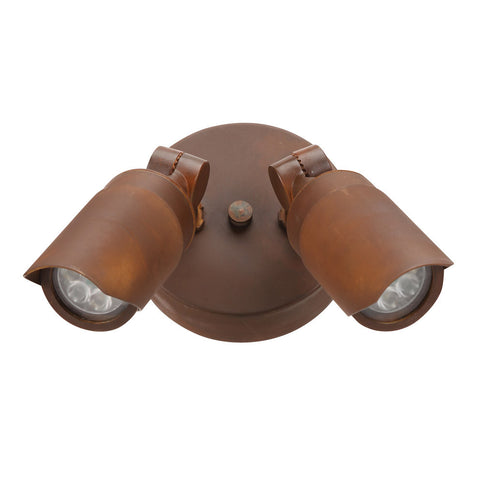 SPJ Lighting - Brass LED Dual Directional w Mount Canopy - SPJ-AL2-8W