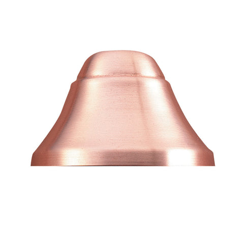 SPJ21-04-LED Half Bell Cast Brass Surface Mount Step or Wall Light