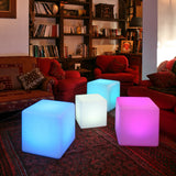 Smart and Green Cordless Portable LED Cube & Big Cube Lamp