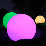 Smart and Green Cordless Portable LED Globe Colour Lamp