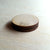 "Wood Thick Circles 7/8"" x 1/4"" (Nominal) Craft Disc Flat Hard wood Shapes USA MADE!"
