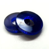 "3/4""x1/8"" WASHER 5/16"" HOLE Color Acrylic Circle Disc"
