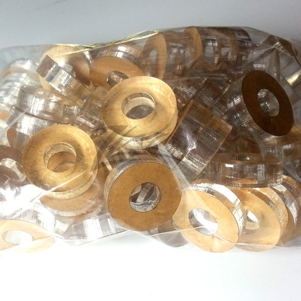 Washer 1 4 Quot Thick Circles 3 4 Quot X1 4 Quot Clear Acrylic And 5 16