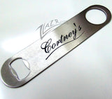 Metal Bar Tool Laser Marking Stainless Steel - Bottle Opener