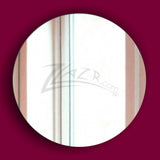 "1"" MIRROR SEE-THRU (2-WAY) Lenses - Circles Acrylic Disc"
