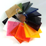 "Sample Acrylic 1.5"" x 1.5"" x 1/8"" Color Swatch Piece"