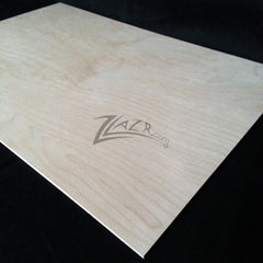 "1/8 x6""x12"" Wood Sheet (.125"" or 3mm)"